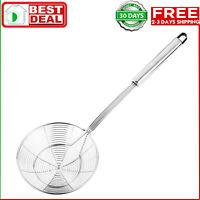 Kazan Dishwasher safe 13/'/' Uzbek Skimmer Kapkir Shumovka Stainless Steel