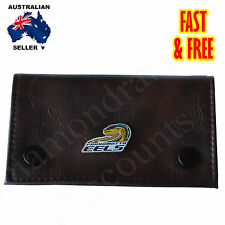 Tobacco Pouch With Officially License Ltd Edition PARRAMATTA Eels NRL Badge Gift