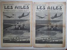 AILES 1937 859 LeO 45 BLOCH CAIRE ATTAQUE OBLIQUE CHERBOURG HM-19 HAMMOND KLM