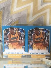 Anthony Davis 2012-13 Panini Basketball Rookie Card Lot Of 2 #241