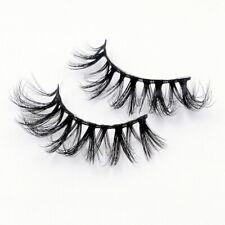 10Pair Mink Eyelashes Criss-cross  3D Eyelashes Mink Lashes Dramatic Eye lashes