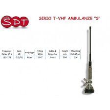 SIRIO t-VHF Krankenwagen Antenne vermitteln VHF 163-173 MHz