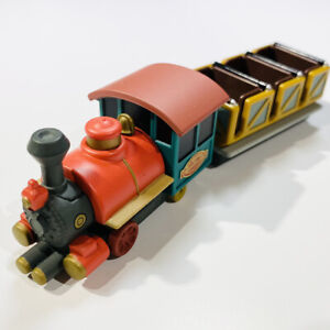 Disneyland Big Thunder Mountain Railroad Mini Toy Car Tomica Tokyo Disney  Japan