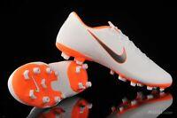 NIKE Mercurial Vapor 12 Academy FG/MG Men's Cleats Football Shoes UK 6 EU 40 US7