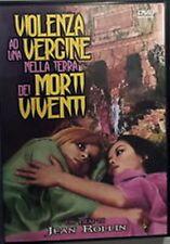 VIOLENZA AD UNA VERGINE NELLA TERRA DEI MORTI VIVENTI dvd,Jean Rollin