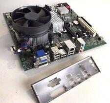 Intel dq35joe d82085 (C2d Quad) fan-cooled Disipador De Calor, Blindaje E/S Garantía incluida