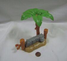 New! Fisher Price Little People PALM TREE BETHLEHEM Nativity Inn Christmas #4