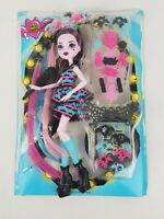 Monster High Mattel Party Hair Draculaura Doll loose