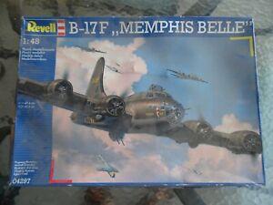MAQUETTE NEUVE AVION FORTERESSE VOLANTE BOEING B-17 F MEMPHIS BELLE WW2