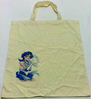 """Sailor moon bag tote sailor mercury Ami Suisei anime manga 21"""" a33"""