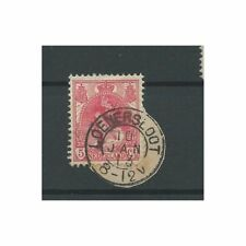 "Nederland  60 ""LOENERSLOOT 1913""  kleinrond  VFU/gebr  CV 18,5 €"