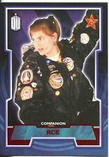 Doctor Who 2015 Red Parallel [50] Base Card #23 Ace