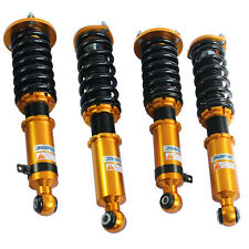 Coilover Kit Coil Struts Shock Suspension JDMSPEED For 99-05 Lexus IS300/IS200
