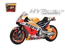 NEWRAY 1:12 MOTORCYCLES REPSOL HONDA TEAM HONDA RC213V MARC MARQUEZ #93 57753