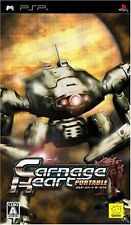 Used PSP Carnage Heart Portable  Japan Import ((Free shipping))