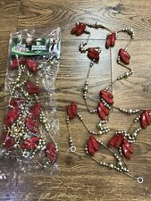 Wizard of Oz Ruby Shoes Garland!