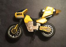 Power Rangers Zeo Vintage Yellow Jet Cycle 1996 Bandai