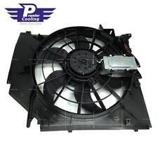 New Condenser Cooling Fan Motor For 99-05 BMW 3 Series 17117525508