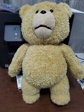 Talking Ted Movie 16 Inch Plush Teddy Bear - Officially Licensed