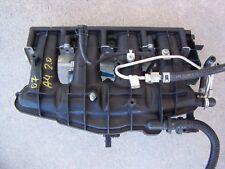 05-08 Audi A4 2.0 Turbo Intake manifold OEM fuel rail TFSI 2.0T