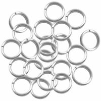 95 Round Stainless Steel Jump Rings Made In USA