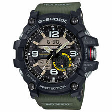 Casio G-Shock Mudmaster Twin Sensor Thermometer Analog Digital Watch GG1000-1A3