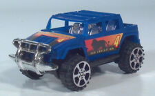 """Wild Republic Eco Expedition Hummer 3.75"""" Plastic Scale Model Pull Back & Go"""