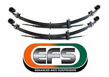 MITSUBISHI TRITON 4X4 MK 96-06 REAR 2 INCH RAISED LEAF SPRINGS