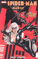 Spider-Man Black Cat: Evil That Men Do by Kevin Smith & Dodson 2007 TPB OOP