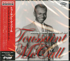 TOUSSAINT MCCALL-NOTHING TAKES THE PLACE OF YOU-JAPAN CD E25