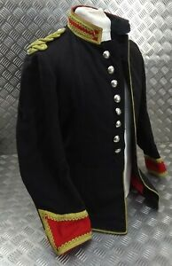 Genuine British Army Issue RHG Blues & Royals Bands H Cav Tunic Faulty EBYT335