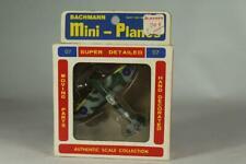 Bachmann Mini Plane British Spitfire #8307 1:140 Boxed