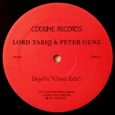 1997 - LORD TARIQ & PETER GUNZ - DEJA VU / MARMALADE - CODEINE INDY PRESS