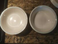 """Set Of 9 Corelle FOREVER YOURS 6 1/4"""" Soup Cereal Bowls"""