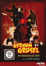 Alemán Horror - EL EDGAR WALLACE SERIE / PELÍCULAS Fuchsberger KARIN DOR DVD