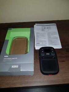 Korg Mini Kaoss Pad 2S Sampler , gebraucht (Top Zustand) Dynamischer Effektor