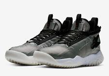 Nike Air Jordan Jumpman Proto-React Size 8 U.S. metallic silver  BV1654-002 $150
