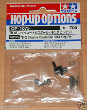 Tamiya 54075 TB-03 Flourine Coated Ball Head King Pin TA05IFS/FF03/TRF416/TRF417