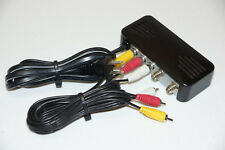 RF Modulator with Cables