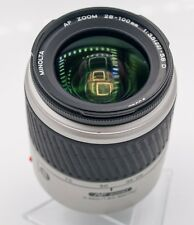 Minolta Maxxum 28-100mm F3.5-5.6 D Sony Alpha Camera Mount Zoom Lens