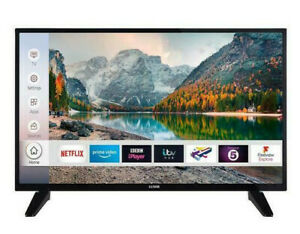 """LUXOR 32"""" inch FULL HD FREEVIEW PLAY LED SMART TV - LUX0132010"""