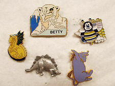 CUTE ANIMAL Lapel pins & Hat Pins or Tie Tacs #2