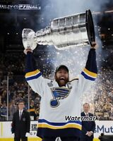 NHL 2019 Alex Pietrangelo St. Louis Blues & Stanley Cup Color 8 X 10 Photo Pic
