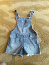 Abercrombie Kids Jeans Romper Girls Youth Size 13/14
