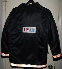 Antler Uniform Jacket Heavy Coat Size 40  'US Air' Runway Safety NEW