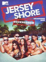 Jersey Shore - Uncensored - Stagione 02 (4 DVD Box Set) Nuovo