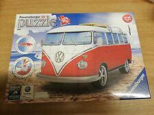 ! nuevo! Ravensburger 3D Puzzle Volkswagen T1 surfista edición 162 Pieza camper van