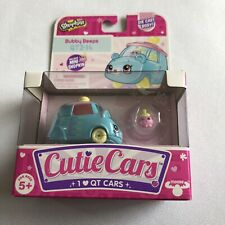 Bubby Beeps QT2-14 Shopkins Cutie Car Mini Shopkin