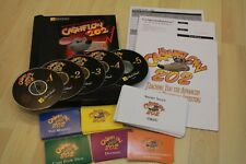 BRAND NEW CASHFLOW 202 BOARD GAME WITH 5CD AS ADD ON TO CASHFLOW 101
