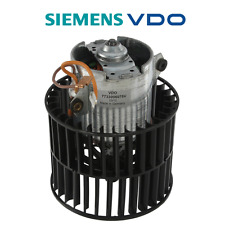 Saab 900 S SE Turbo 1994-1998 HVAC Blower Motor Assembly Siemens Continental VDO